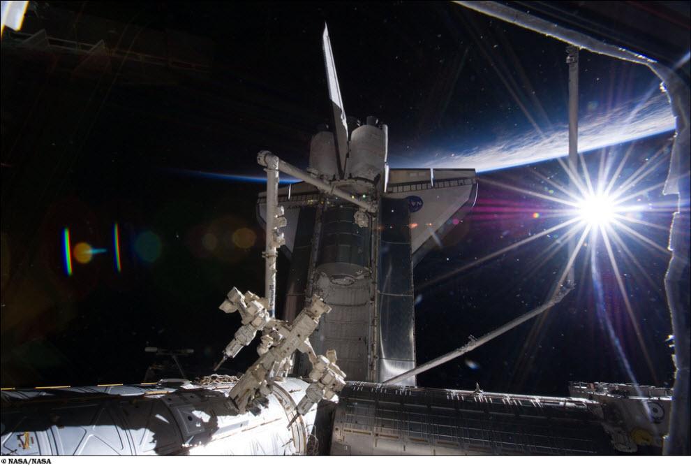 1620<br /> Миссия STS 131 (Часть 1)