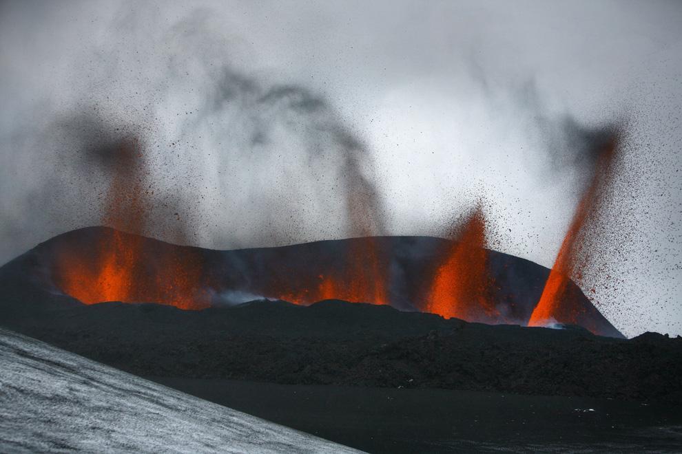 1628<br /> Извержение вулкана в Исландии (Часть 1)