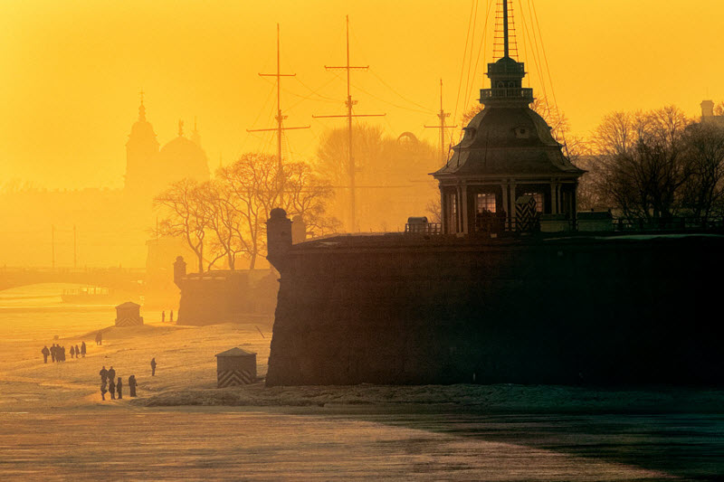 1840 Петербург глазами фотографа Александра Петросяна