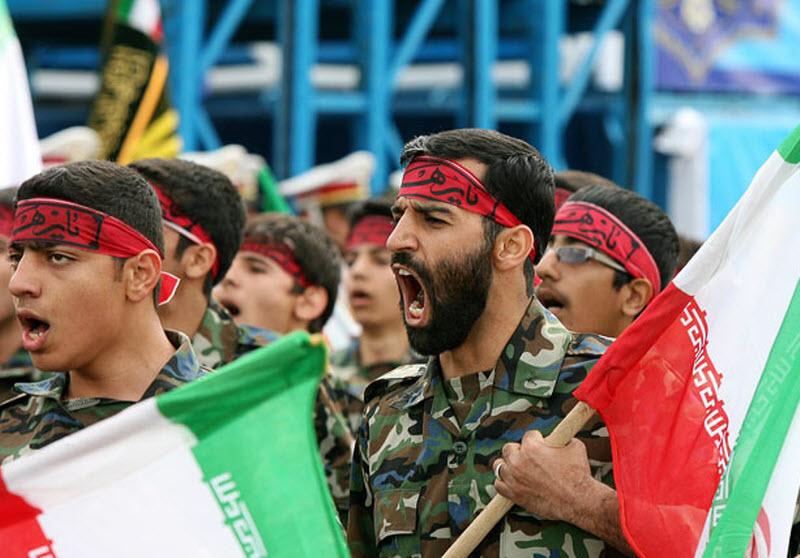 1924 Hari Angkatan Darat di Iran