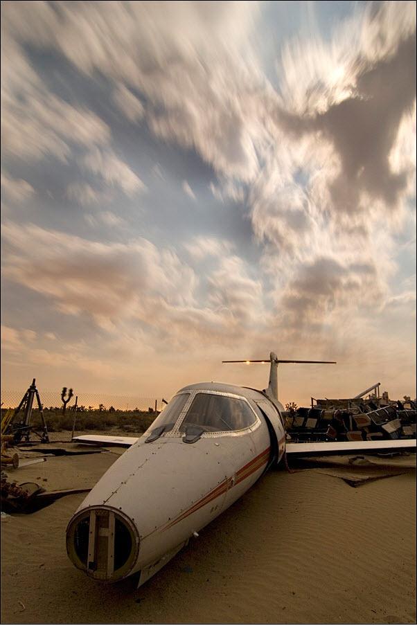 2101 Кладбища самолетов