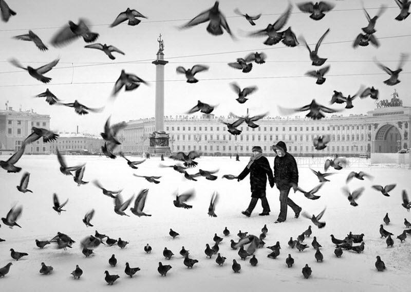 Художественное фото.  Санкт-Петербург.