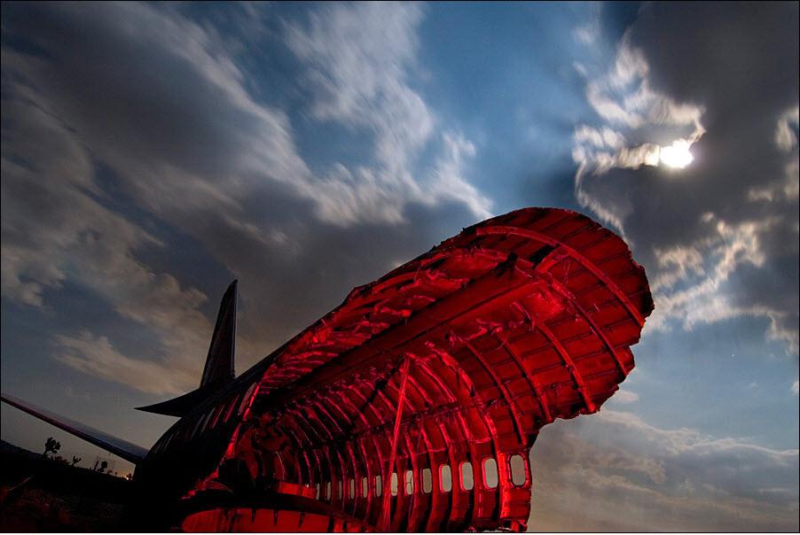 2222 Кладбища самолетов