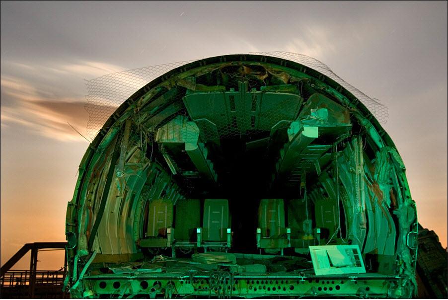 2320 Кладбища самолетов