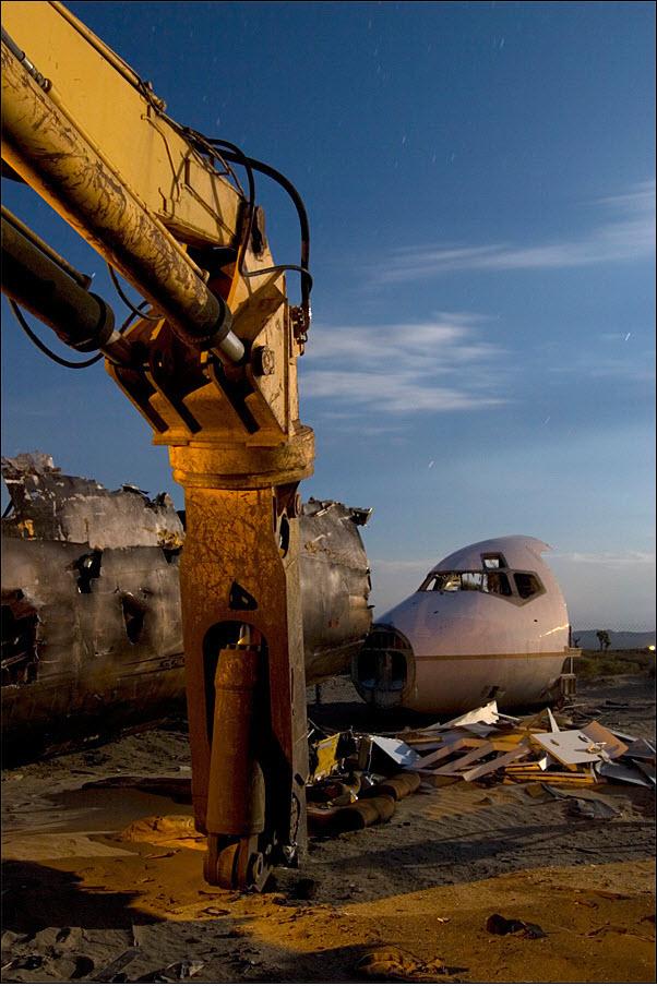 2615 Кладбища самолетов