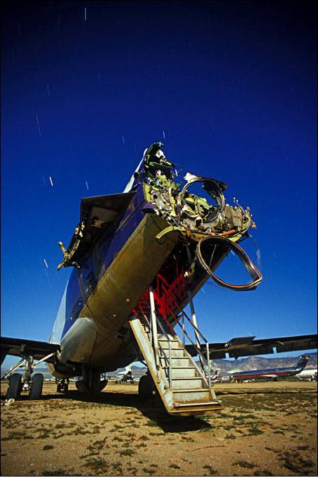 2912 Кладбища самолетов