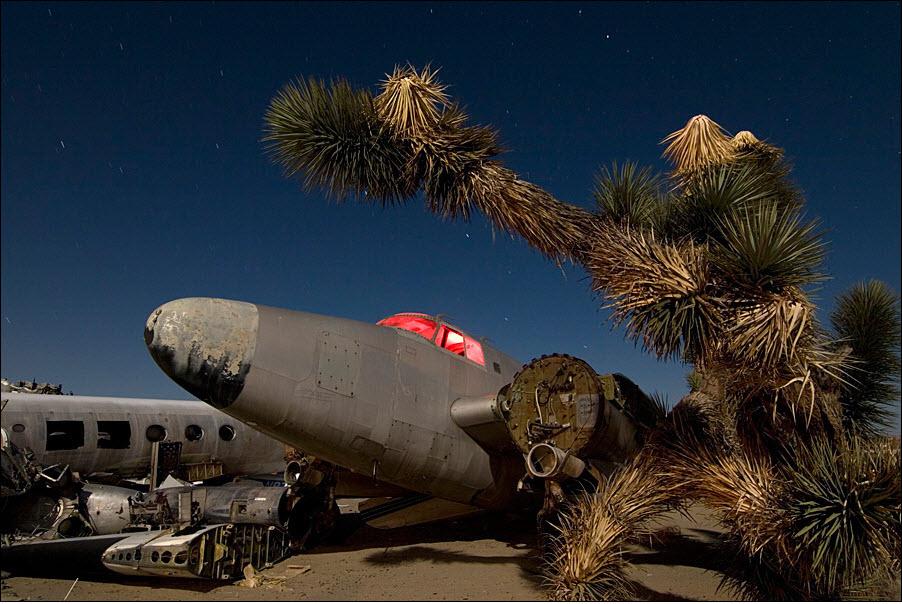 3010 Кладбища самолетов