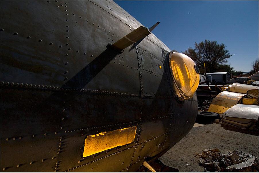 3115 Кладбища самолетов