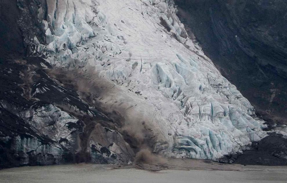 357 <br />Извержение вулкана в Исландии (Часть 1)