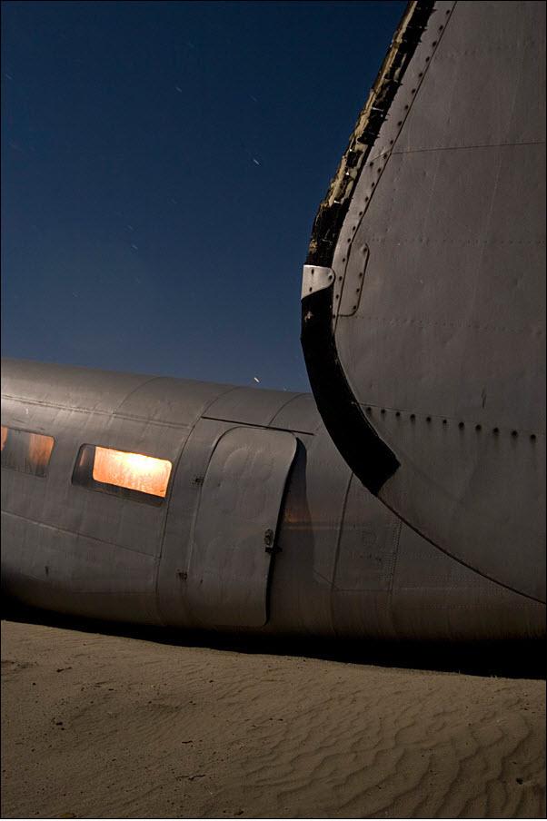395 Кладбища самолетов