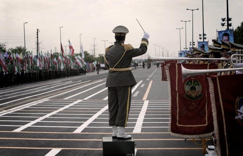 457 Hari Angkatan Darat di Iran