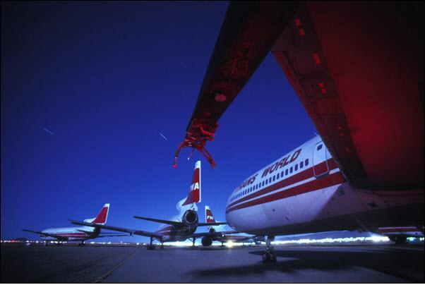 464 Кладбища самолетов