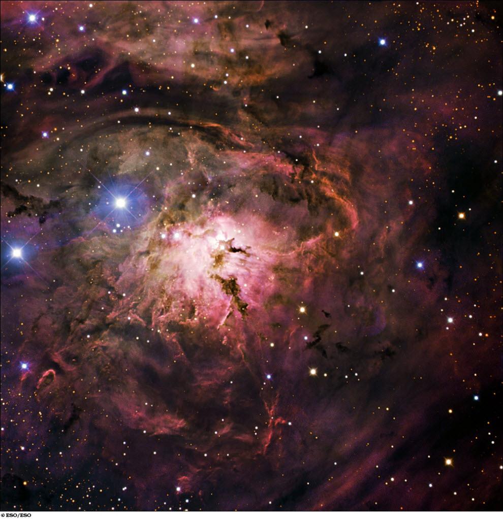 Натуральные фото космоса