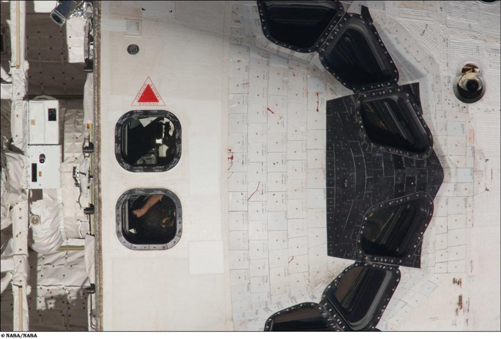528 <br />Миссия STS 131 (Часть 1)