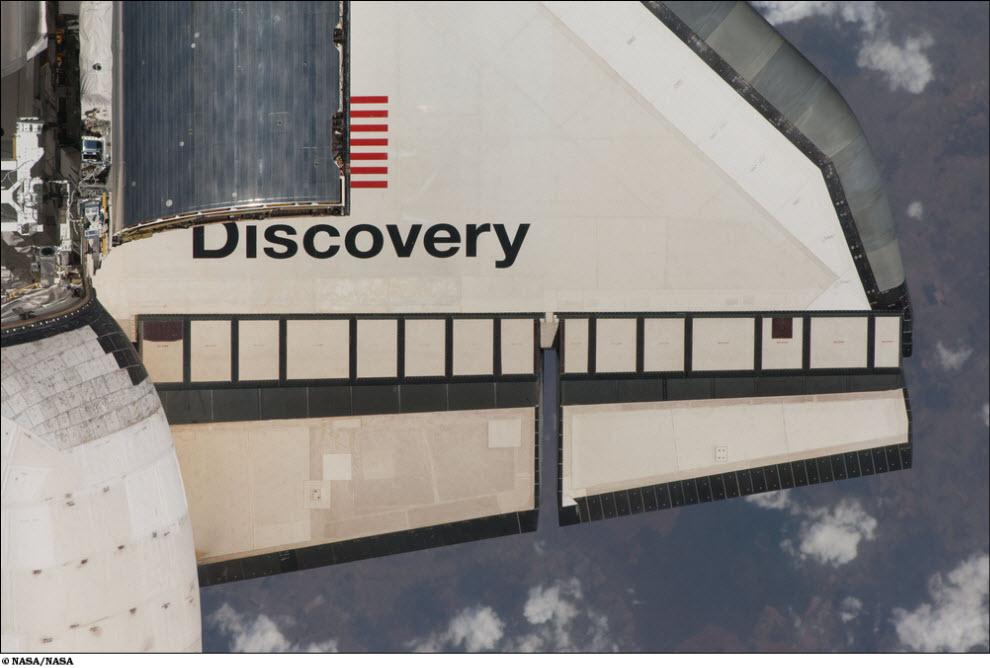 627 <br />Миссия STS 131 (Часть 1)