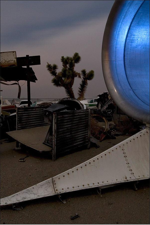 633 Кладбища самолетов