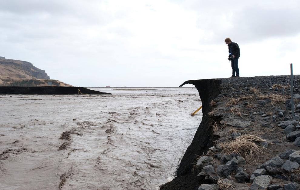 634 <br />Извержение вулкана в Исландии (Часть 1)