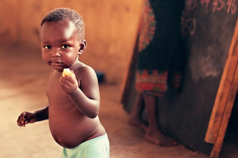 Дети Ганы