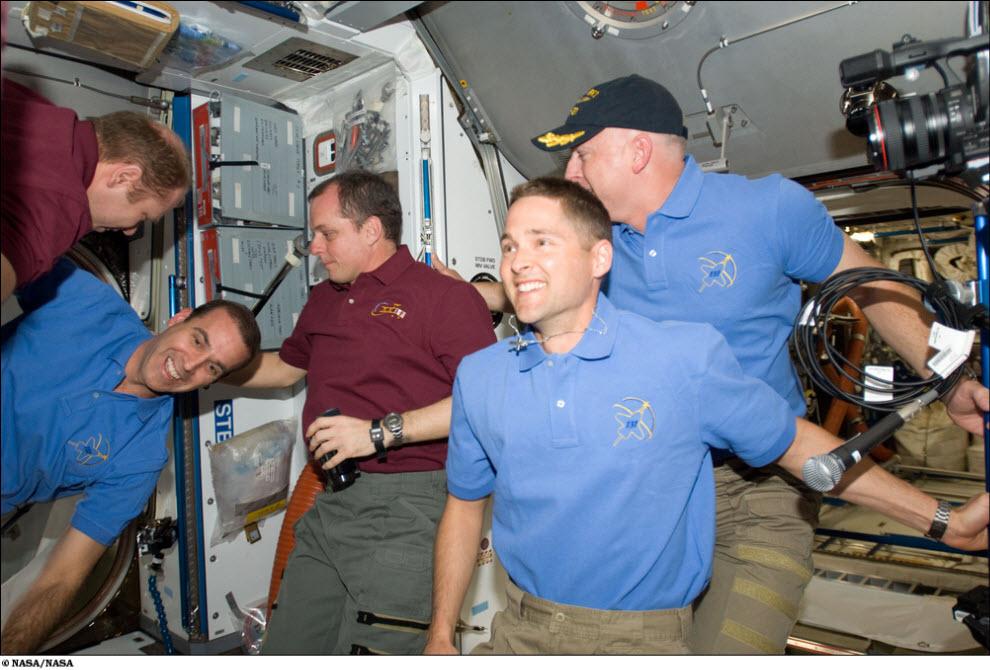 726 <br />Миссия STS 131 (Часть 1)