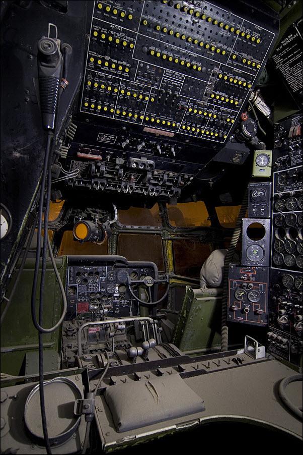 732 Кладбища самолетов