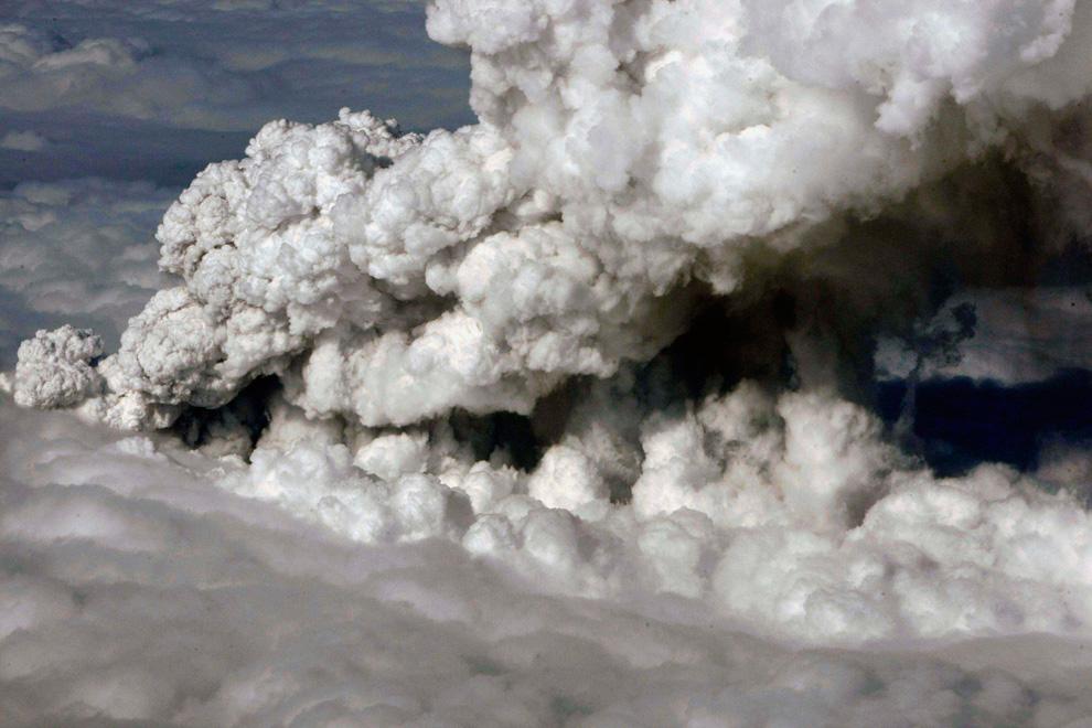 733 <br />Извержение вулкана в Исландии (Часть 1)