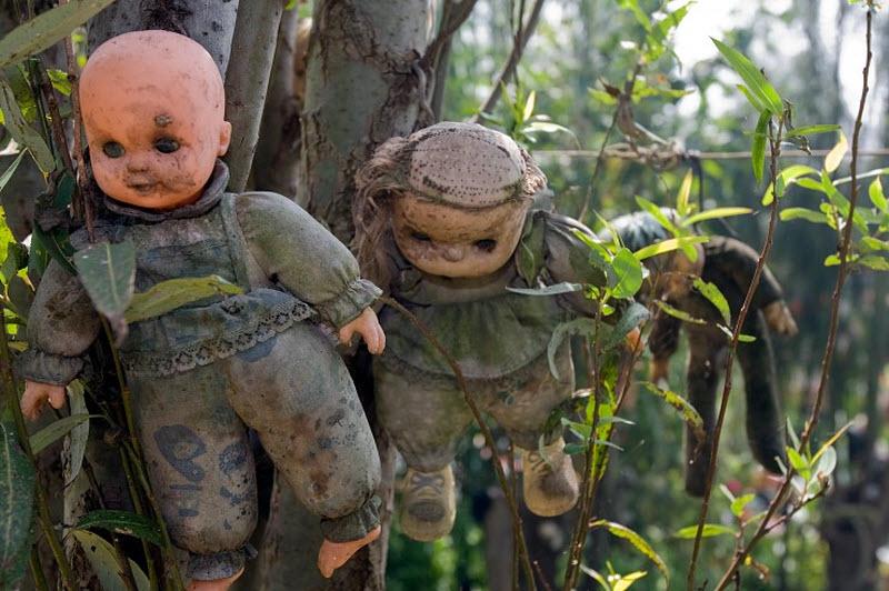 Город мертвых кукол