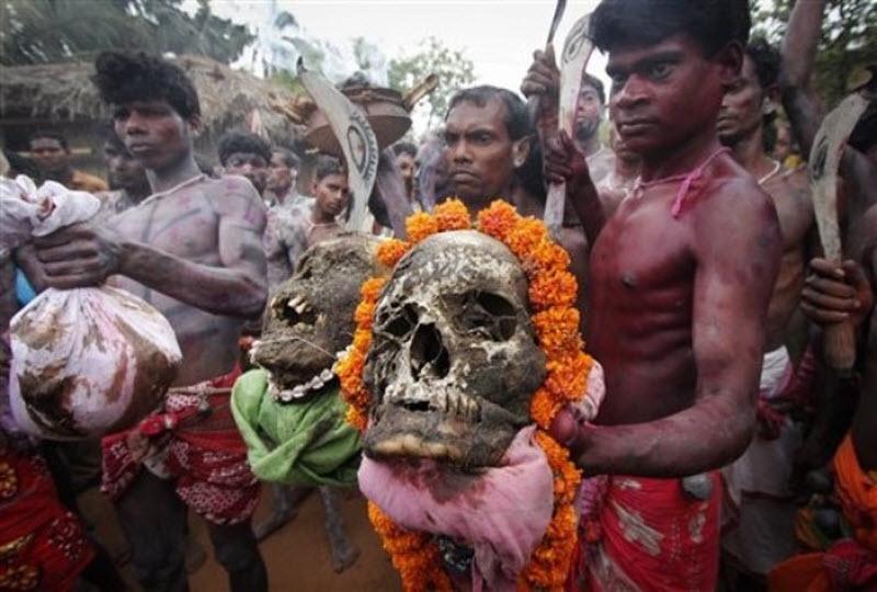 836  Ритуал Шивы Гаджан