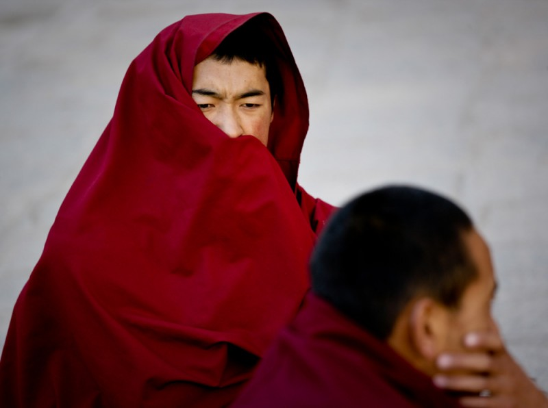 Паломничество тибетских буддистов