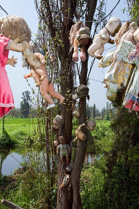 Город кукол Мексика