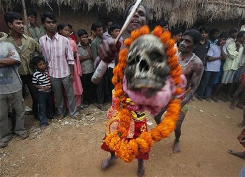 933  Ритуал Шивы Гаджан