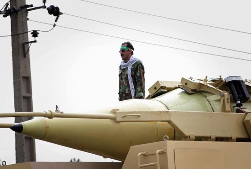 939 Hari Angkatan Darat di Iran