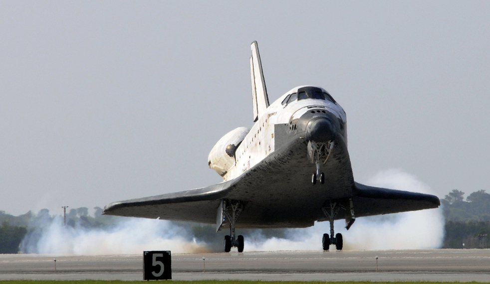 shuttle2 15 дневная миссия шаттла Discovery