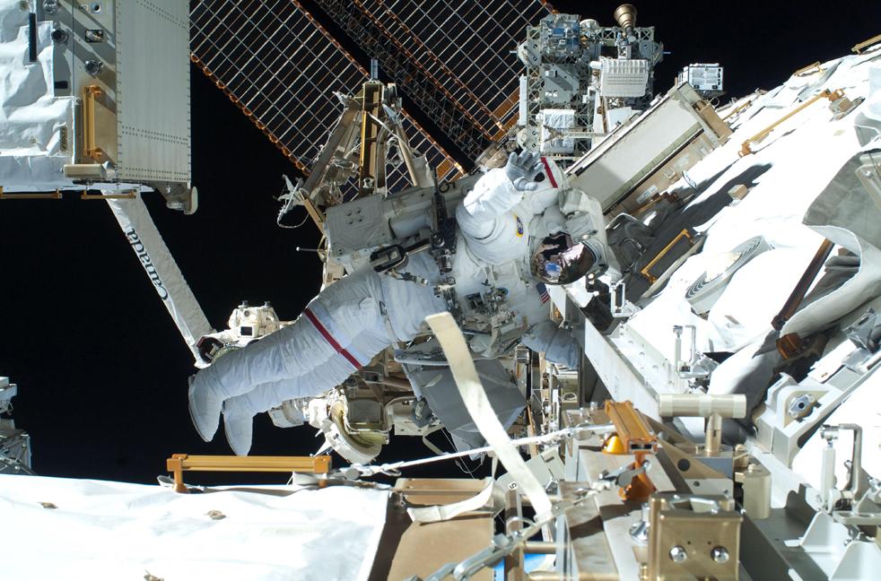 shuttle6 15 дневная миссия шаттла Discovery