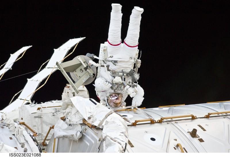 15-дневная миссия шаттла Discovery