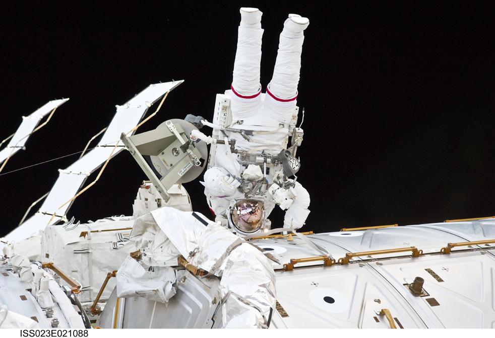 shuttleH 15 дневная миссия шаттла Discovery