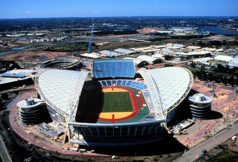 an overview of the 2000 olympic games in sydney australia