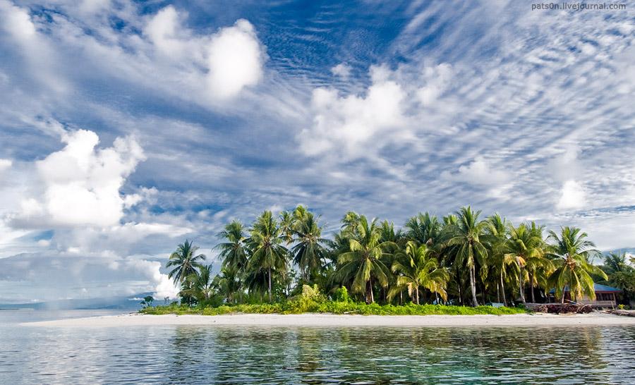1129 Волшебный мир архипелага Раджа Ампат