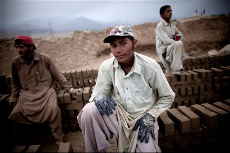 1168 800x534 Детский труд на кирпичном заводе в Кабуле