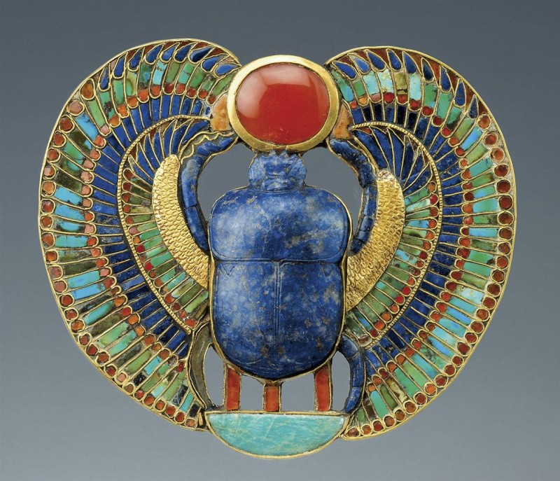 1213 800x687 Фараон Тутанхамон в Нью Йорке