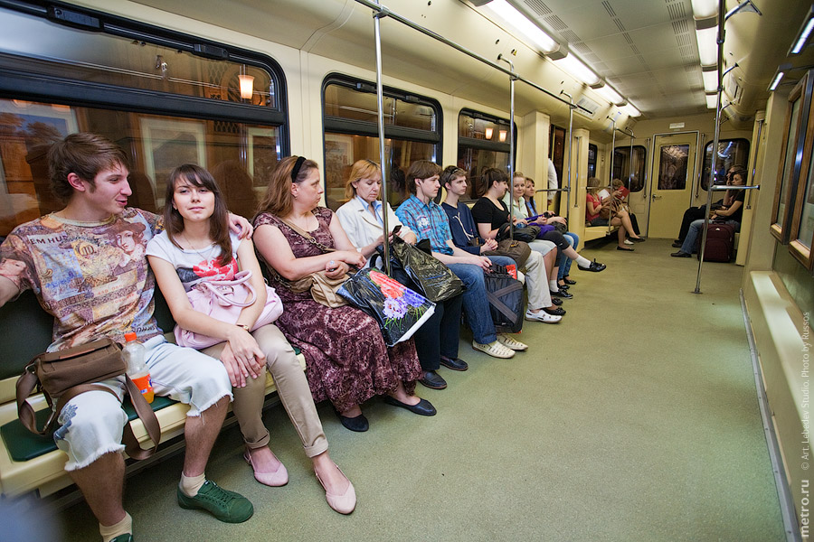 1333 Партизанская: Поезд «Акварель»