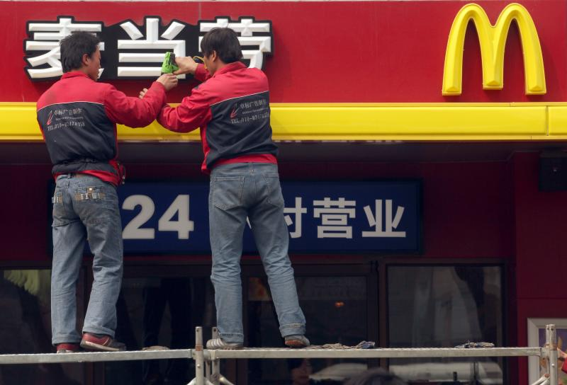 The Globalization of China