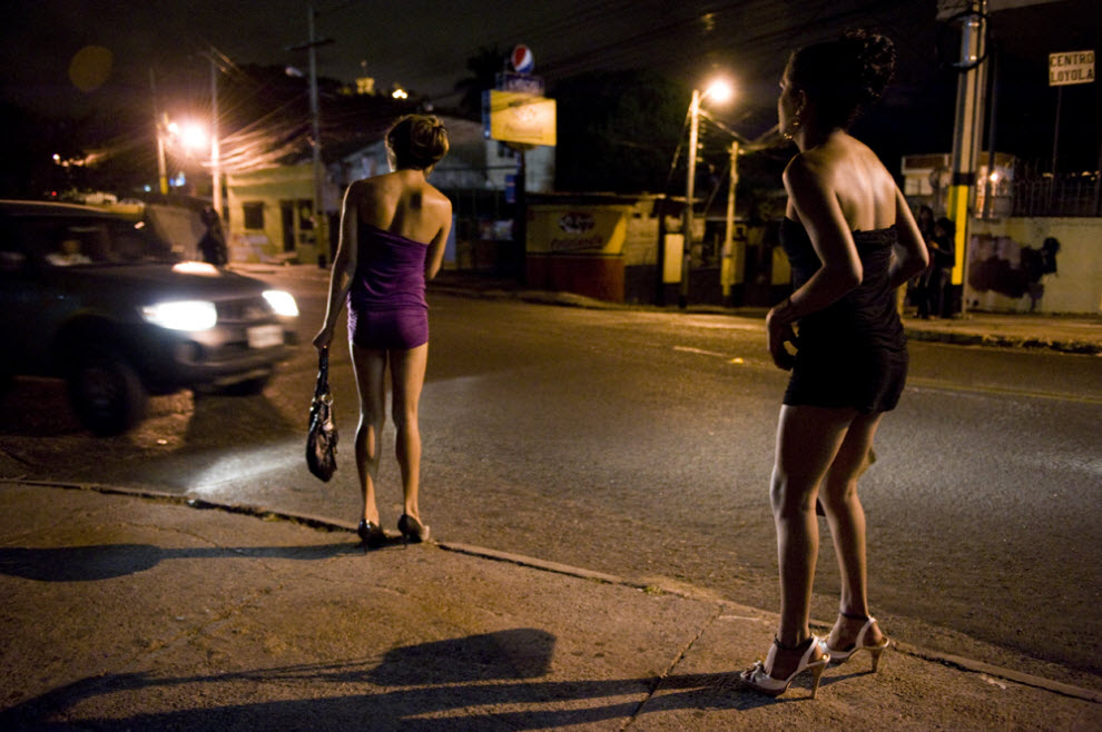 стоят путаны в ночью воронеже где дорожные