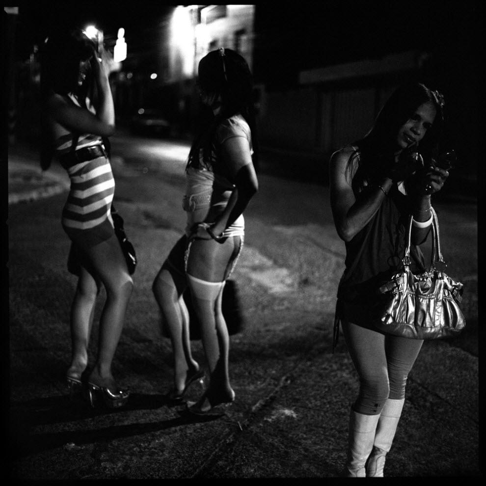 проститутки снимают клиентов