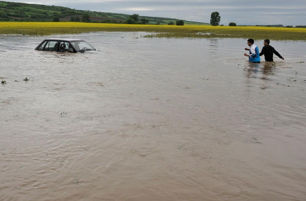 20100518070738337 990x651 Наводнение в Европе