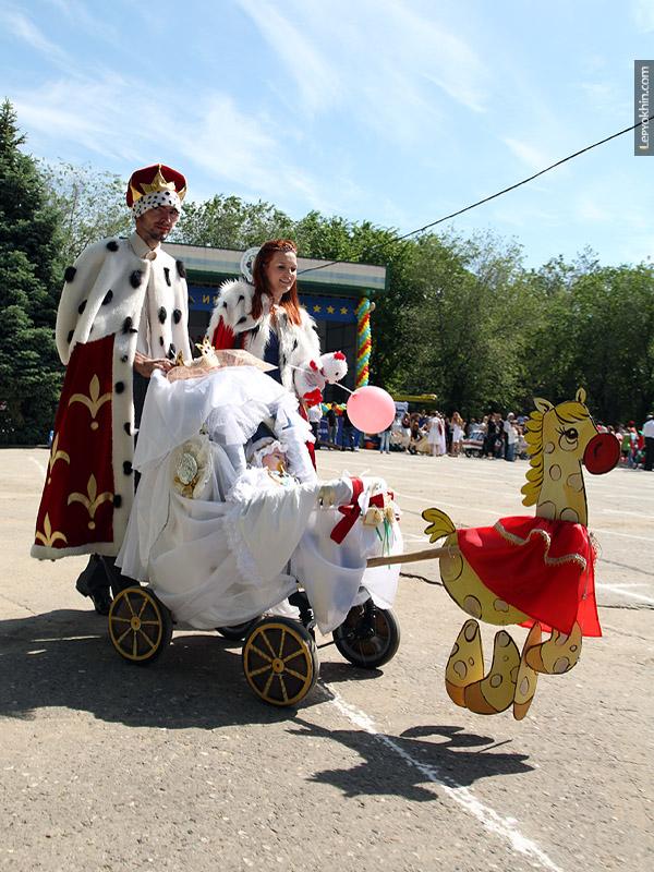 Парад детских колясок 2010