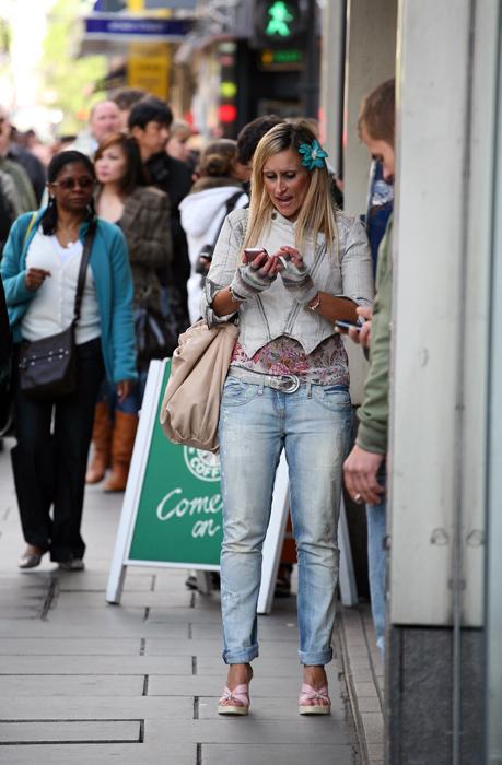 Английская уличная мода.