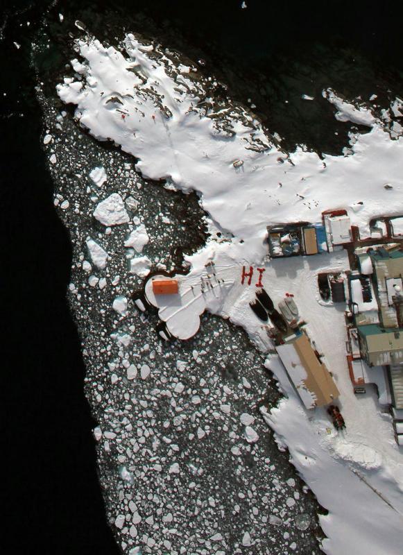 A birds-eye view: amazing aerial shots