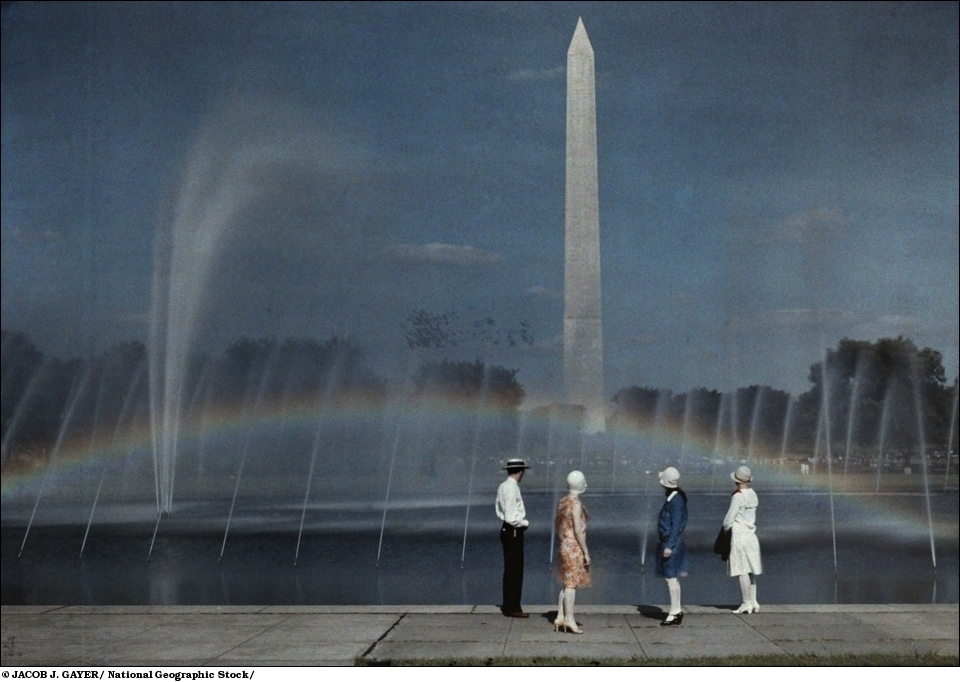 Autochromes: The First Flash Of Color