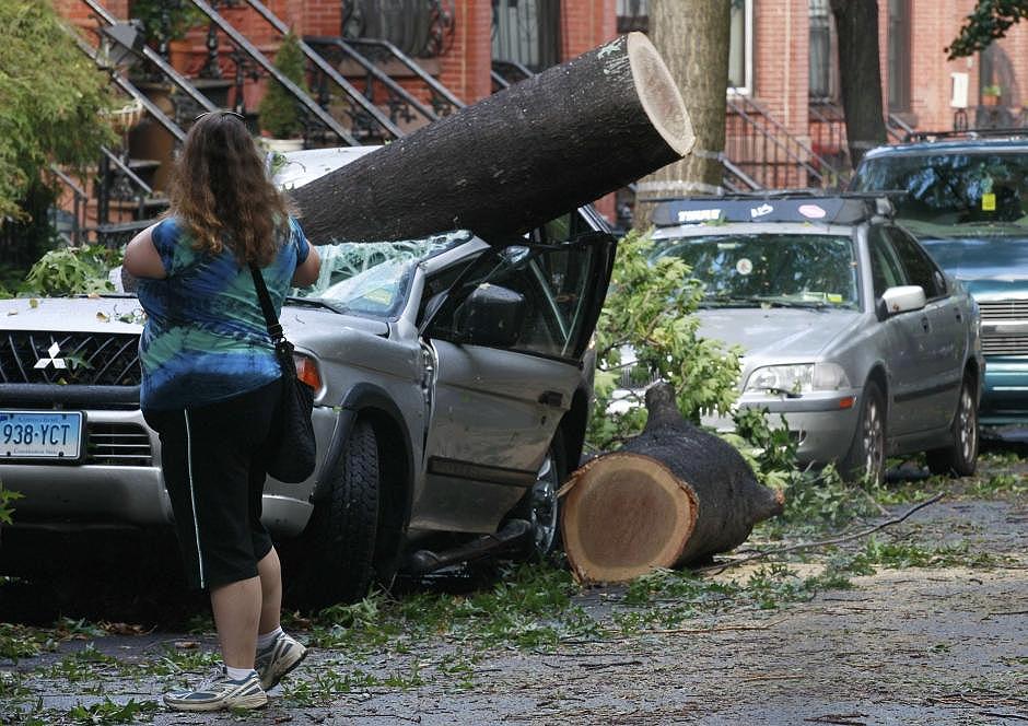35416870 Торнадо в Нью Йорке