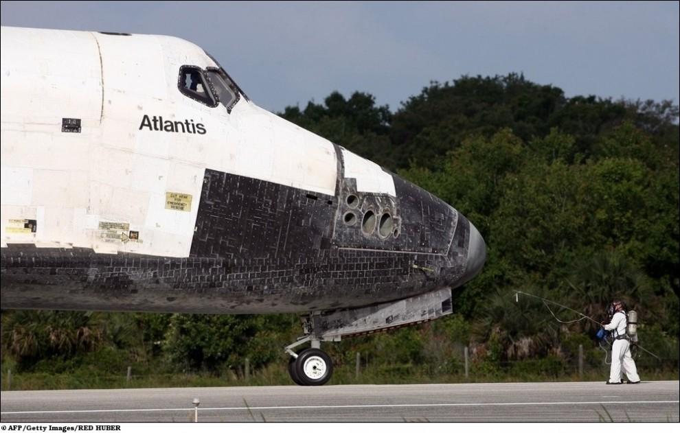 Atlantis, The Last Mission